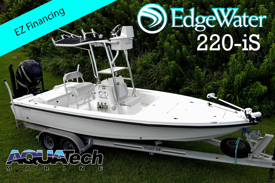 2011 EdgeWater 220IS