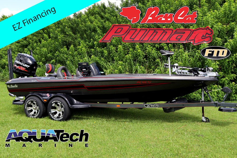 2015 Bass Cat Puma for sale