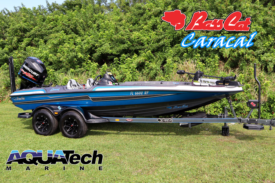 2015 Bass Cat Caracal