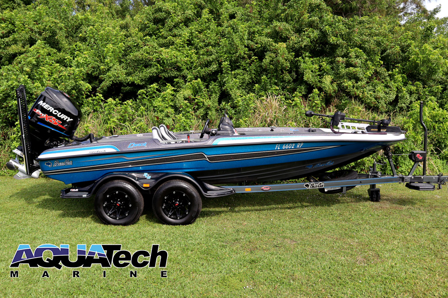 2018 Bass Cat Caracal